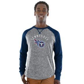 Men's Majestic Tennessee Titans Corner Blitz Tee