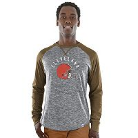 Men's Majestic Cleveland Browns Corner Blitz Tee
