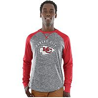 Men's Majestic Kansas City Chiefs Corner Blitz Tee