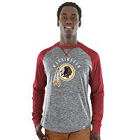 Men's Majestic Washington Redskins Corner Blitz Tee