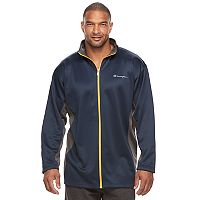 Big & Tall Champion Modern-Fit Colorblock Fleece Jacket