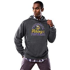 Men's Majestic Minnesota Vikings Kick Return Hoodie