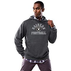 Men's Majestic Oakland Raiders Kick Return Hoodie
