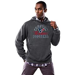 Men's Majestic Houston Texans Kick Return Hoodie