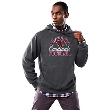Men's Majestic Arizona Cardinals Kick Return Hoodie