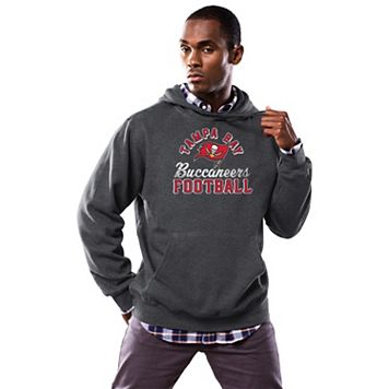Men's Majestic Tampa Bay Buccaneers Kick Return Hoodie