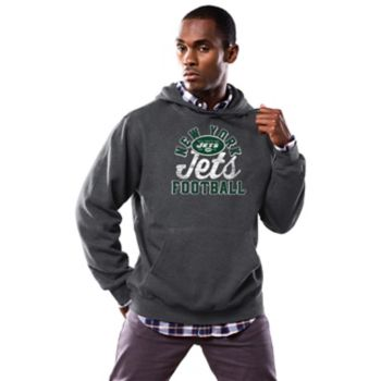 Men's Majestic New York Jets Kick Return Hoodie