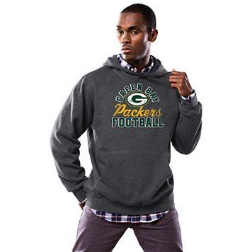 Men's Majestic Green Bay Packers Kick Return Hoodie
