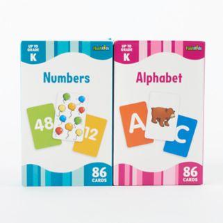 Kohl's Cares® Numbers & Alphabet Flash Cards 2-piece Set