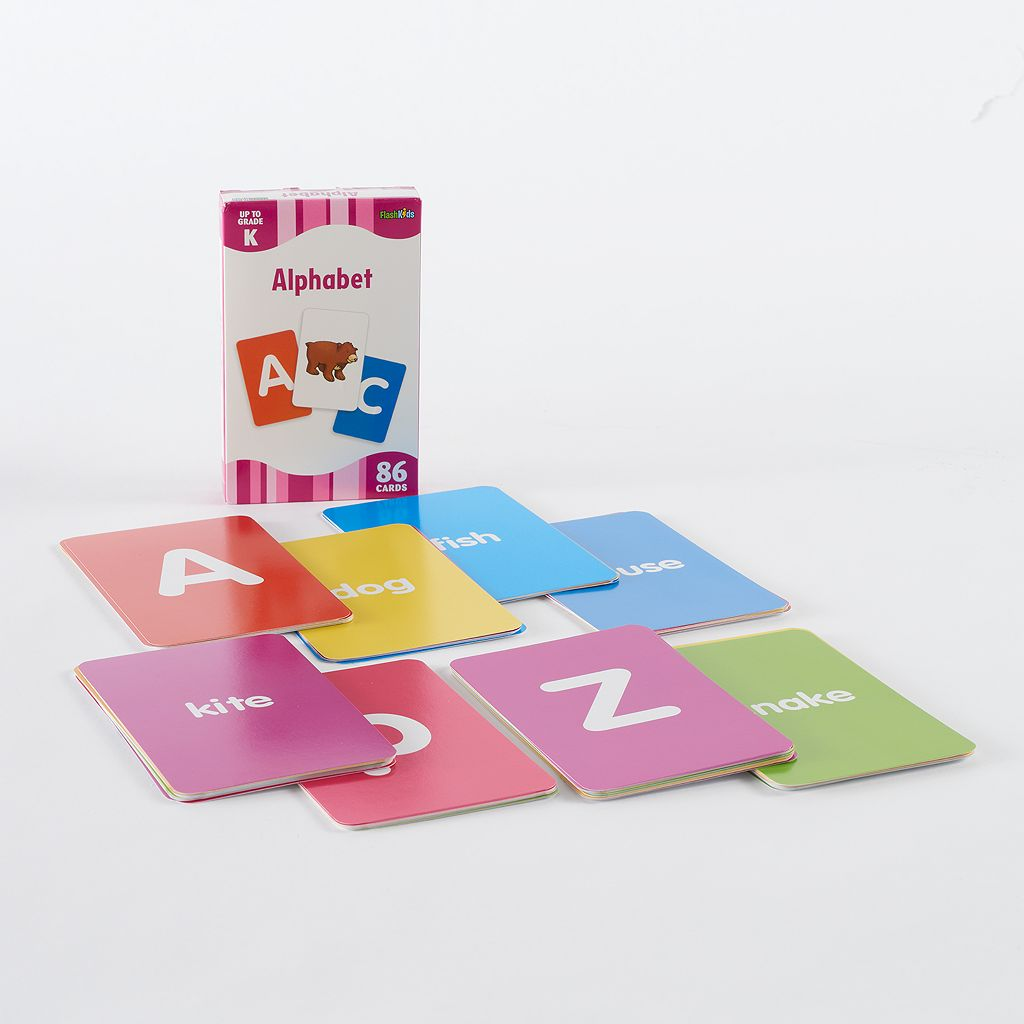 Kohl's Cares® Numbers & Alphabet Flash Cards 2-piece Set