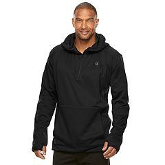 Big & Tall Champion Modern-Fit Fleece Quarter-Zip Hoodie