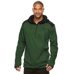 Big & Tall Champion Modern-Fit Fleece Quarter-Zip Hoodie