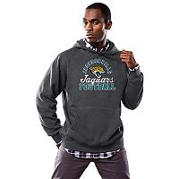 Men's Majestic Jacksonville Jaguars Kick Return Hoodie