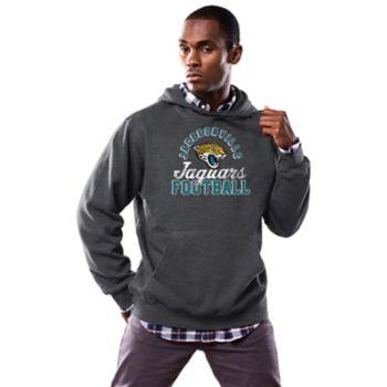 Men's Majestic Jacksonville Jaguars Kick Return Hoodie