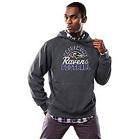 Men's Majestic Baltimore Ravens Kick Return Hoodie