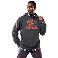 Men's Majestic Cleveland Browns Kick Return Hoodie