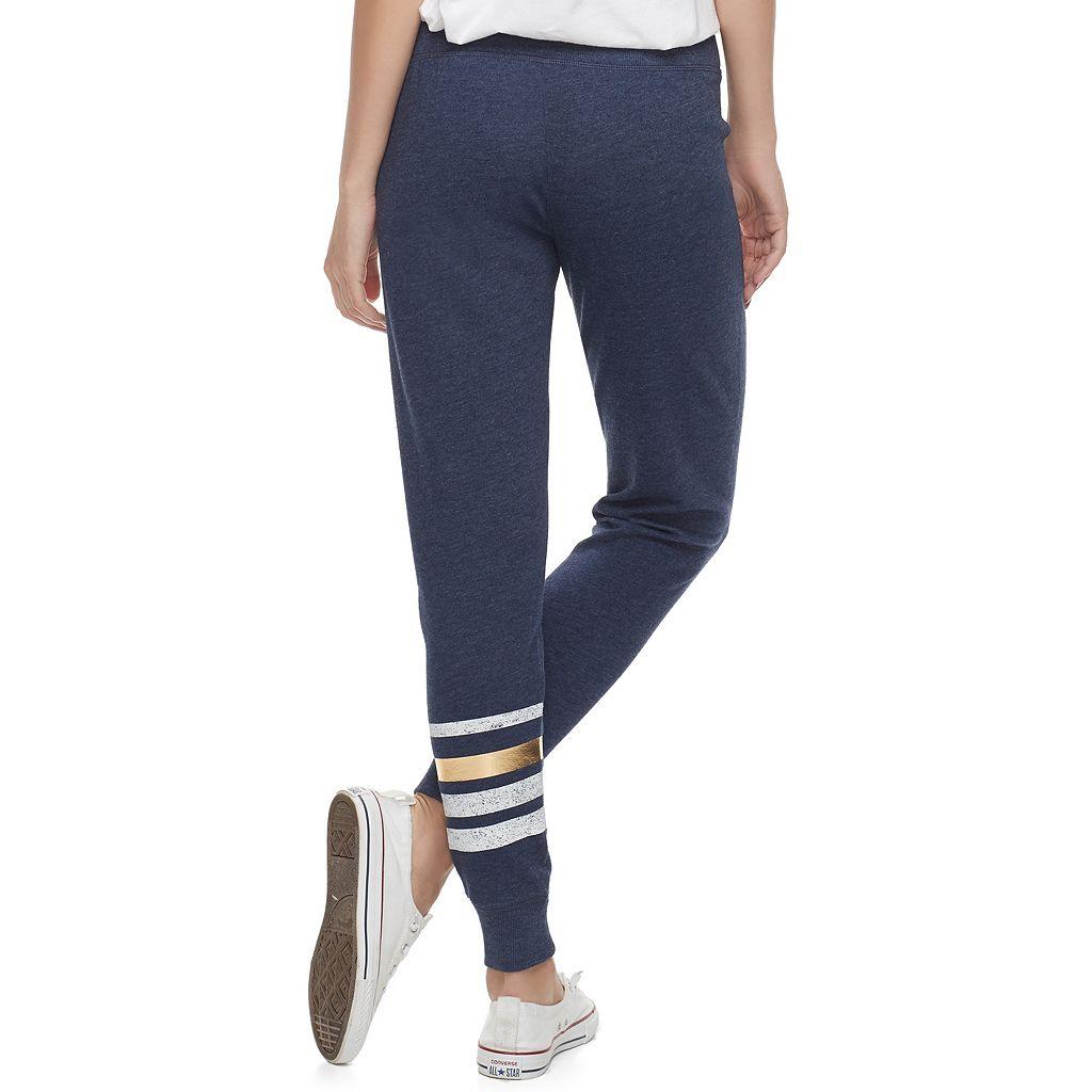 Juniors' SO® Elastic Waist Jogger Pants