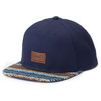 Men's Vans Desert Blanket Snapback Cap