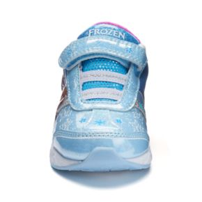 Disney's Frozen Anna & Elsa Toddler Girls' Light-Up Shoes