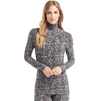 Women's Cuddl Duds Softwear Turtleneck