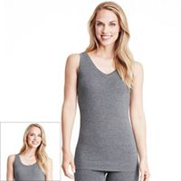 Women's Cuddl Duds Softwear Reversible Tank