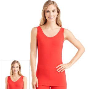 Women's Cuddl Duds Softwear Reversible Tank