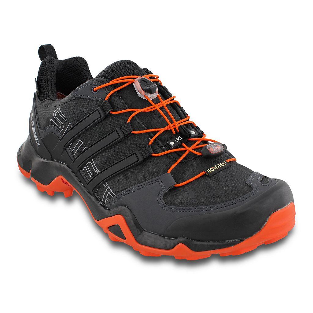 adidas Outdoor Terrex Swift R GTX Men's Waterproof Hiking Shoes