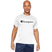Big & Tall Champion Modern-Fit Logo Tee
