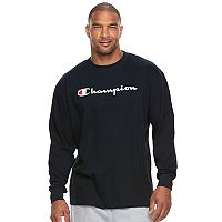 Big & Tall Champion Modern-Fit Logo Sweatshirt