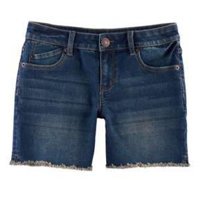 Girls 7-16 Mudd® Midi Denim Boyfriend Shorts