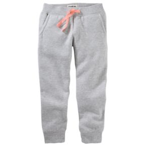 Toddler Girl OshKosh B'gosh® Knit Jogger Pants