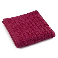 Martex Staybright Texture Washcloth