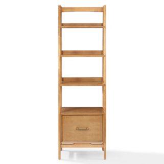 Crosley Furniture Landon Small Ladder Bookshelf