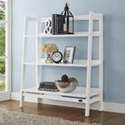 Crosley Furniture Landon Ladder Bookshelf