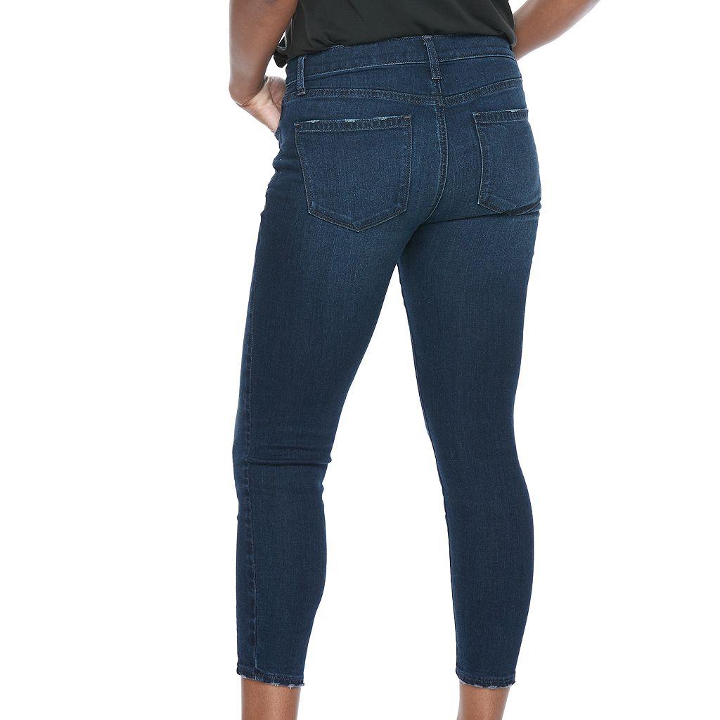 Women's Apt. 9® Skinny Capri Jeans