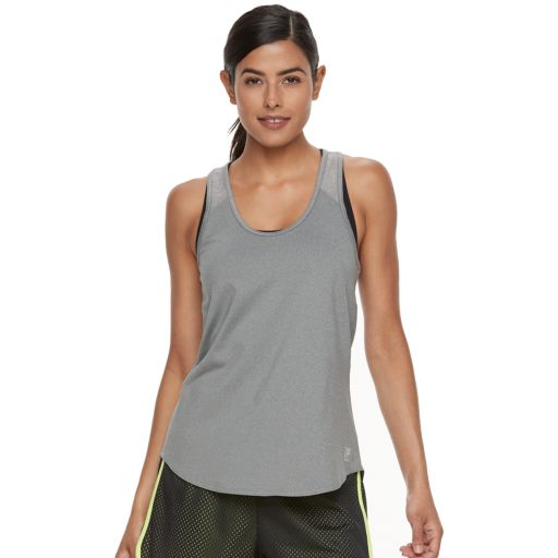 Women's FILA SPORT® Scoop Neck Racerback Tank