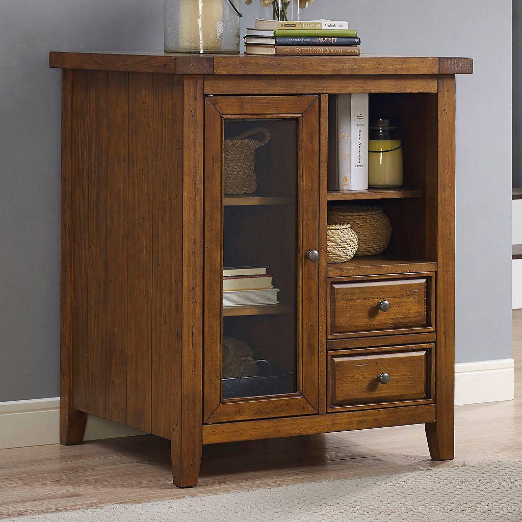 Crosley Furniture Sienna Storage Cabinet