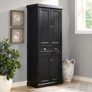 Crosley Furniture Seaside Pantry Storage Cabinet