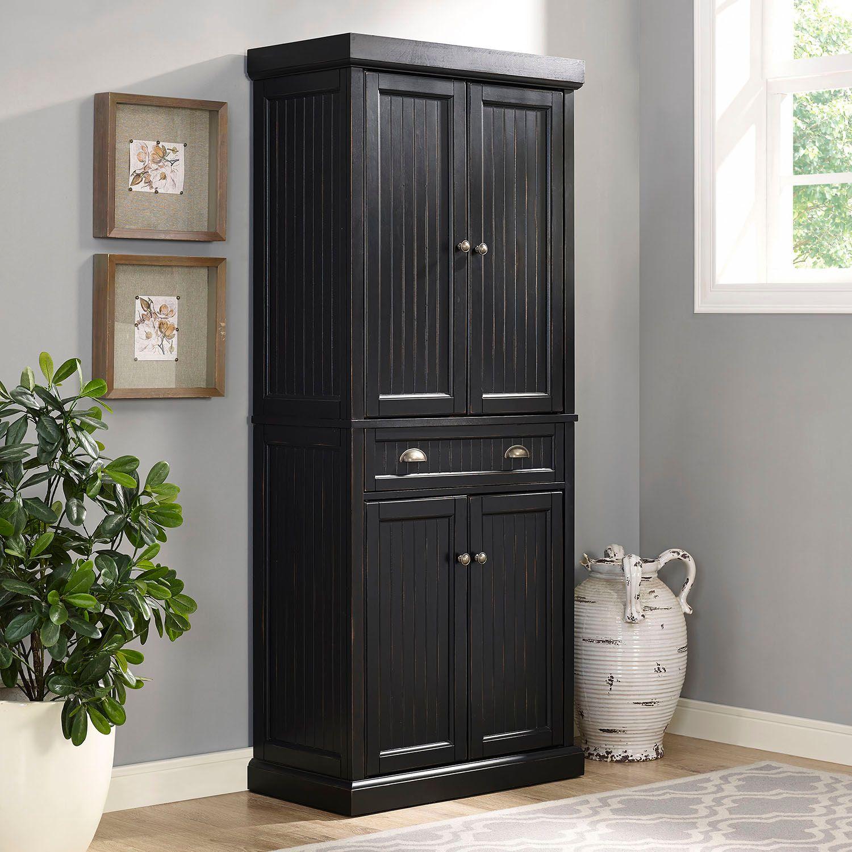 Regular. $779.99. Crosley Furniture Seaside Pantry Storage Cabinet