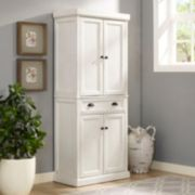 Crosley Furniture Seaside Pantry Storage Cabinet