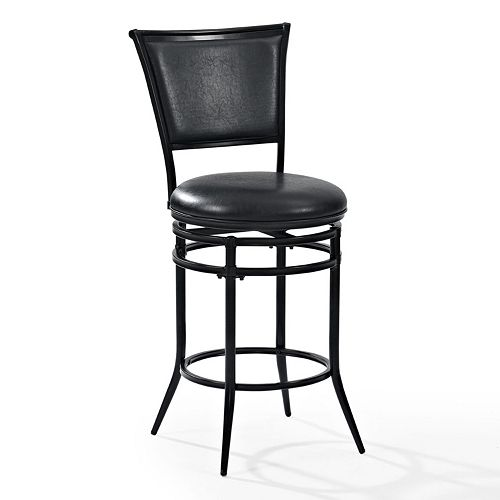 Crosley Furniture Rachel Swivel Counter Stool