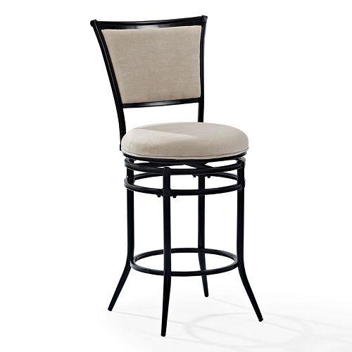 Crosley Furniture Rachel Swivel Counter Stool
