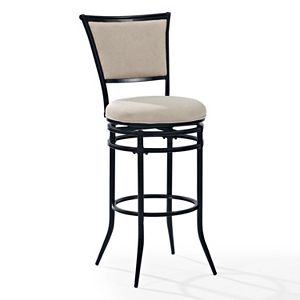 Crosley Furniture Rachel Swivel Bar Stool
