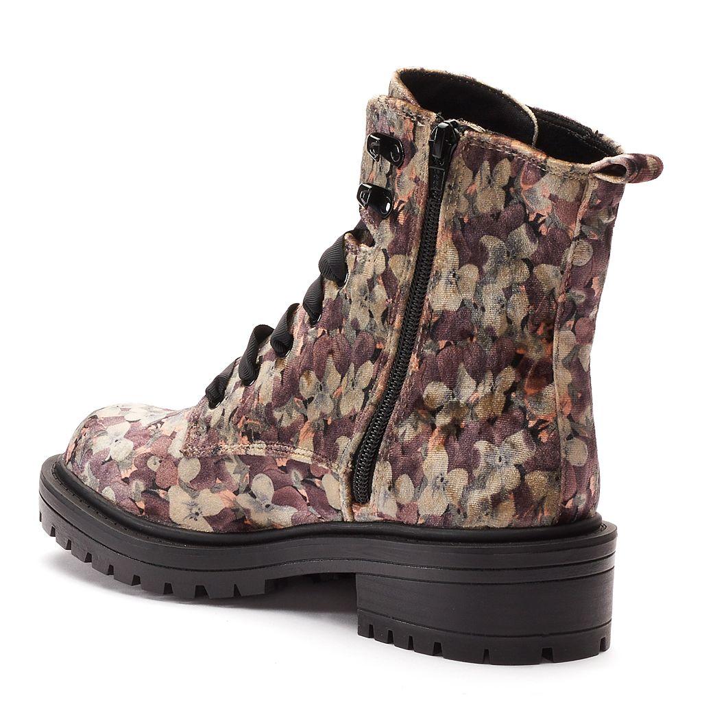 Candie's® Confident Women's Combat Boots