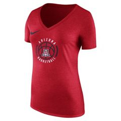 Women's Nike Arizona Wildcats Basketball Tee