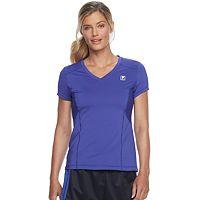 Women's FILA SPORT® Essential V-Neck Short Sleeve Tee