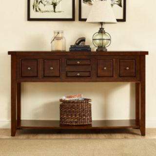 Crosley Furniture Sienna Console Table