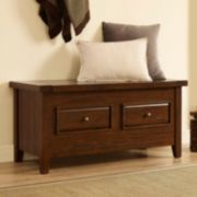 Crosley Furniture Sienna Storage Bench