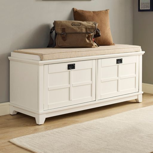 Crosley Furniture Adler Storage Bench