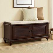 Crosley Furniture Palmetto Storage Bench